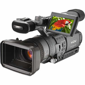 Sony High Definition Video Camera